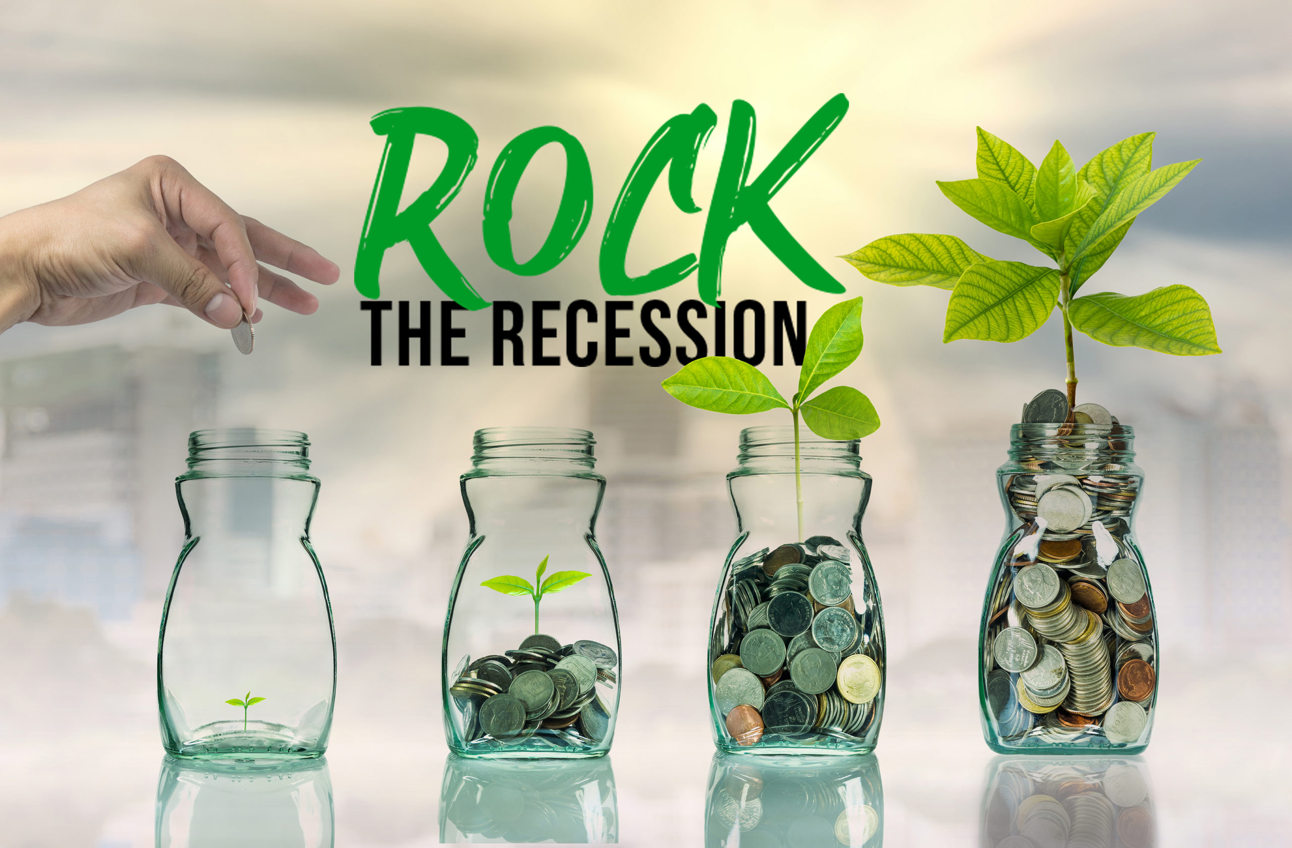 How You Can Grow And Profit During The Upcoming Recession