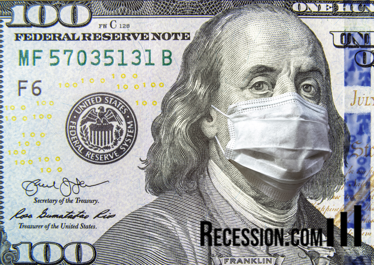 The Coronavirus Could in Fact Cause an Economic Recession